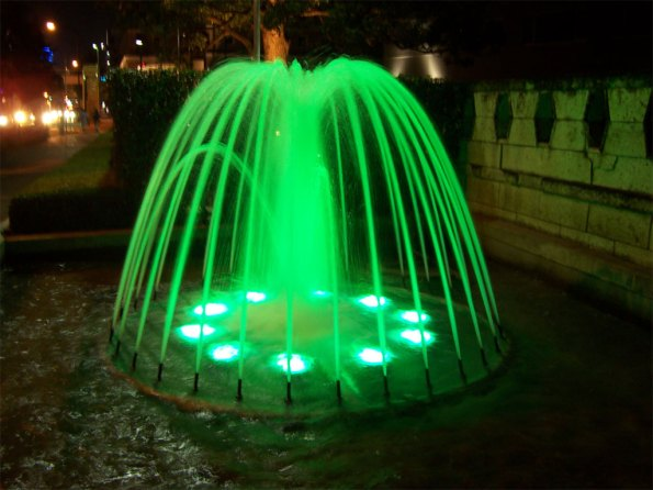 Green-Fountain