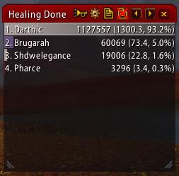 Recount - Healing Done