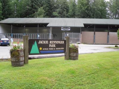 Jackie Renninger Park Sign