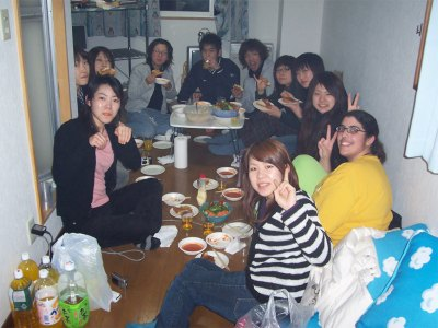 Party at My Place in Japan