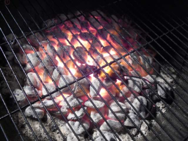 Funeral Pyre for the Yakitori